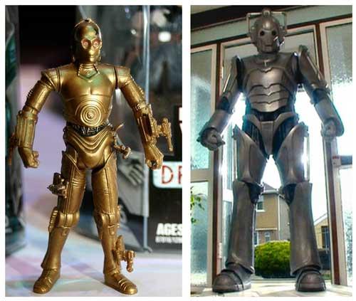 Cyberman C3PO